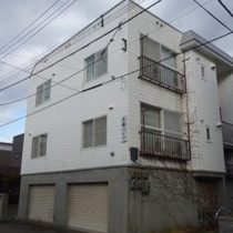 清田区北野2条3丁目一棟売アパート